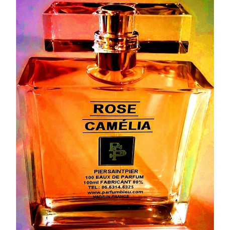 ROSE CAMÉLIA - EAU DE PARFUM (Flacon Luxe 100ml / Sans Boite)
