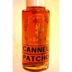 CANNELLE PATCHOULI - EAU DE PARFUM (Vapo / Sac / Testeur 15ml)