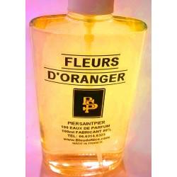 FLEURS D'ORANGER - EAU DE PARFUM (Flacon Simple 100ml / Sans Boite)