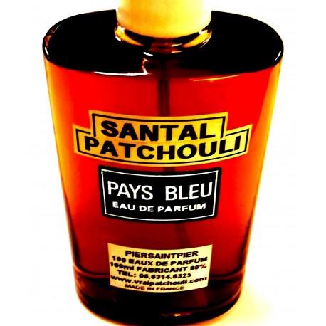 SANTAL PATCHOULI (Flacon Simple / Sans Boite)