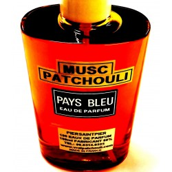 MUSC PATCHOULI - EAU DE PARFUM (Flacon Simple 100ml / Sans Boite)