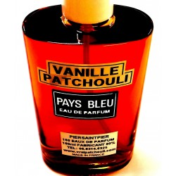 VANILLE PATCHOULI - EAU DE PARFUM (Flacon Simple 100ml / Sans Boite)