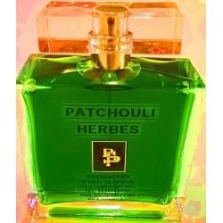 PATCHOULI HERBES (FOR MEN) - EAU DE PARFUM (Flacon Luxe 100ml / Sans Boite)