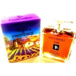PATCHOULI PUR - EAU DE PARFUM (Flacon Luxe 100ml / Avec Boite Bleu de Provence)