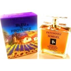 PATCHOULI SENSUEL - EAU DE PARFUM (Flacon Luxe 100ml / Avec Boite Bleu de Provence)