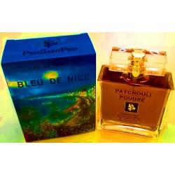 PATCHOULI POUDRÉ - EAU DE PARFUM (Flacon Luxe 100ml / Avec Boite Bleu de Nice)