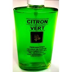 CITRON VERT - EAU DE PARFUM (Flacon Simple 100ml / Sans Boite)