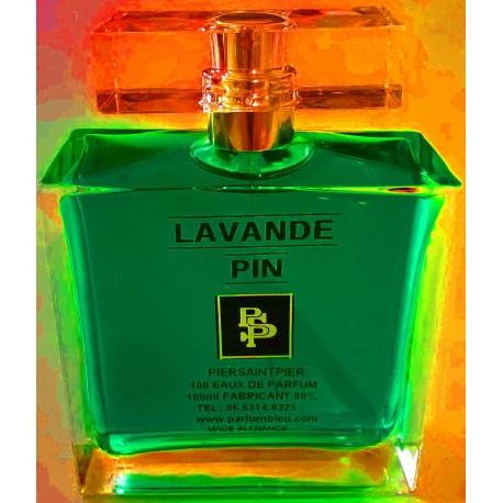 LAVANDE PIN - EAU DE PARFUM (Flacon Luxe 100ml / Sans Boite)