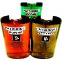 LES 3 PATCHOULIS FOR MEN - 3 EAUX DE PARFUM (215ml Soit : 100ml PATCH. POIVRÉ + 100ml PATCH. VÉTYVER + 15ml PATCH. OCÉAN Offert)