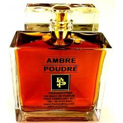 AMBRE POUDRÉ - EAU DE PARFUM (Flacon Luxe 100ml / Sans Boite)