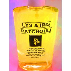 LYS & IRIS PATCHOULI - EAU DE PARFUM (Flacon Simple 100ml / Sans Boite)