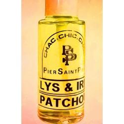 LYS & IRIS PATCHOULI - EAU DE PARFUM (Vapo / Sac / Testeur 15ml)