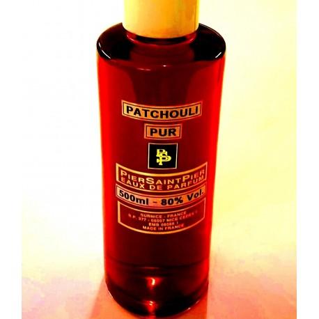 PATCHOULI PUR - RECHARGE 500ML - EAU DE PARFUM
