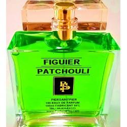 FIGUIER PATCHOULI - EAU DE PARFUM (Flacon Luxe 100ml / Sans Boite)