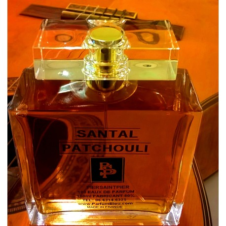 SANTAL PATCHOULI