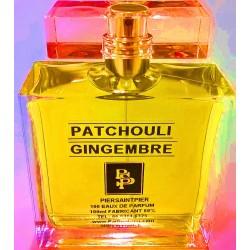 PATCHOULI GINGEMBRE - EAU DE PARFUM (Flacon Luxe 100ml / Sans Boite)