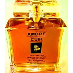 AMBRE CUIR - EAU DE PARFUM (Flacon Luxe 100ml / Sans Boite)