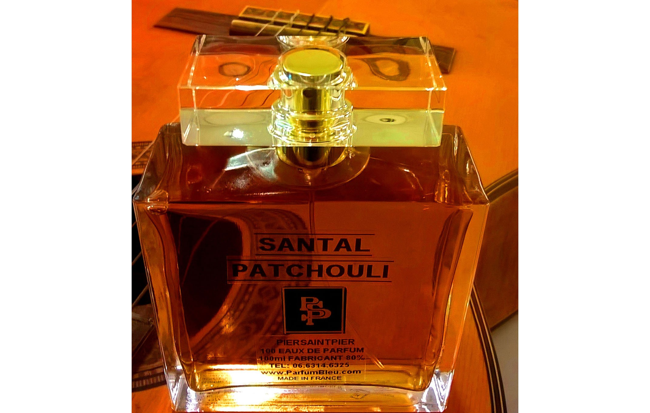SANTAL PATCHOULI (Flacon Luxe / Sans Boite)