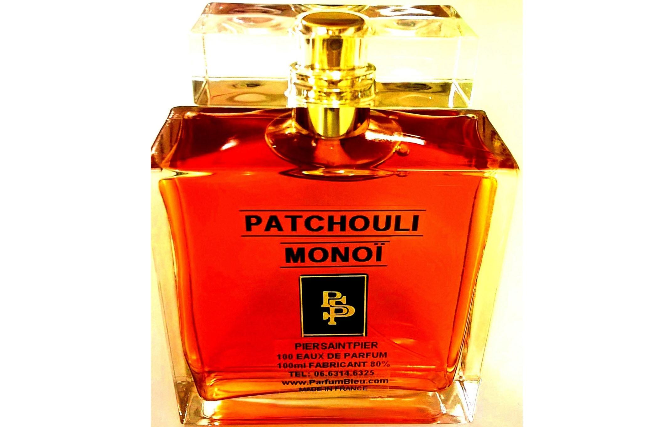 PATCHOULI MONOÏ (Flacon Luxe / Sans Boite)