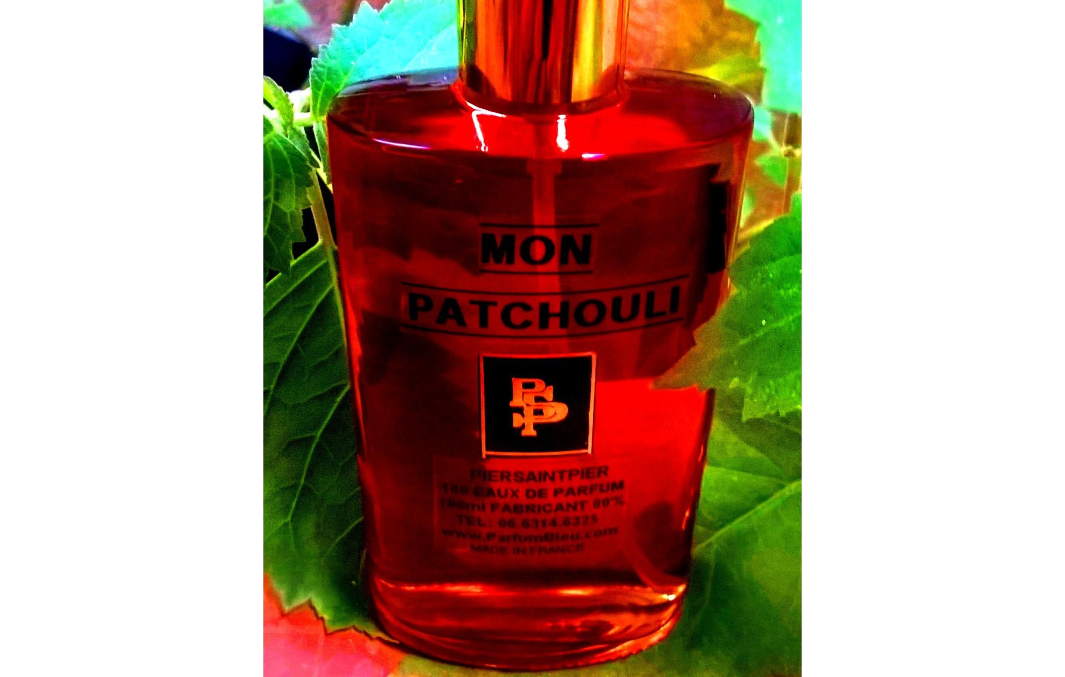MON PATCHOULI (Flacon Simple / Sans Boite)