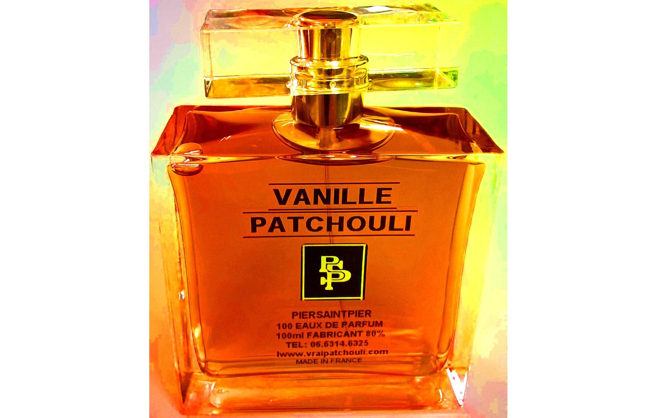 VANILLE PATCHOULI (Flacon Luxe / Sans Boite)