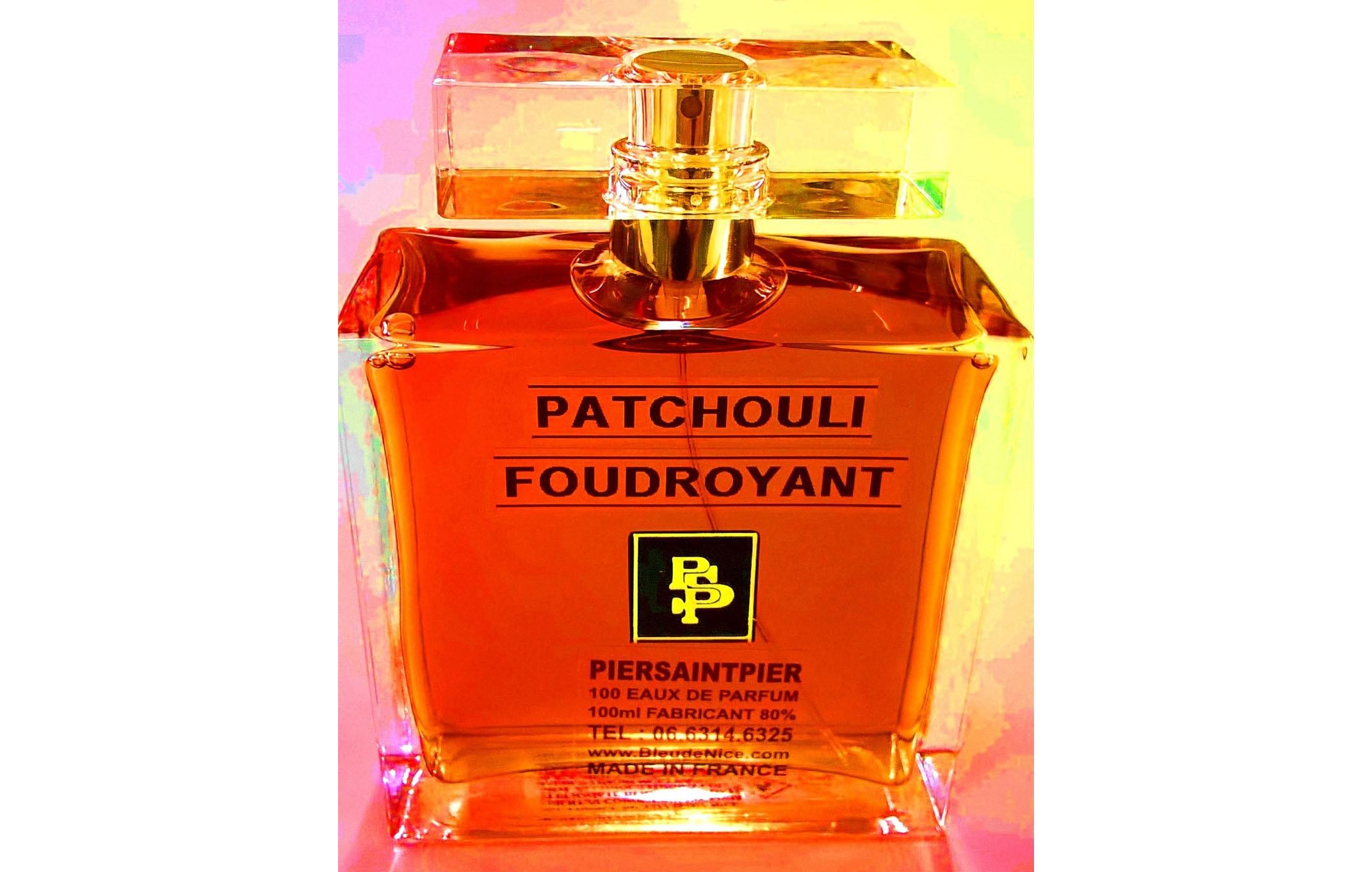 PATCHOULI FOUDROYANT - EAU DE PARFUM (Flacon Luxe 100ml / Sans Boite)